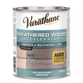 Weathered Wood Accelerator - 946 mL