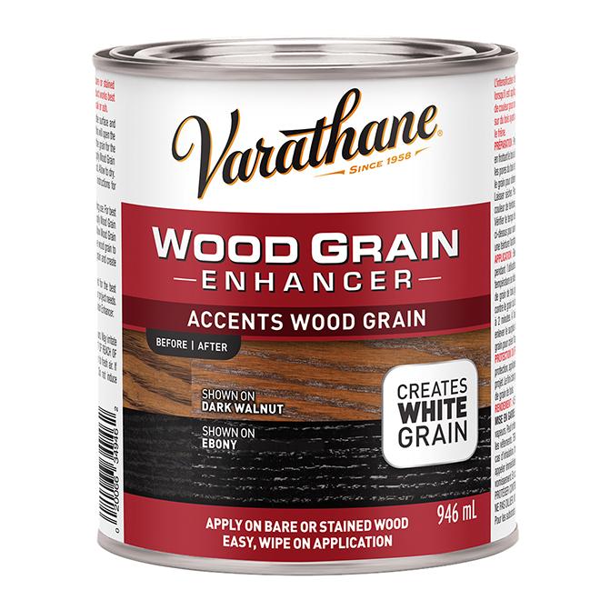 Wood Grain Enhancer - 946 mL - White Grain