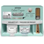 Chalked Paint Project Kit - Linen White
