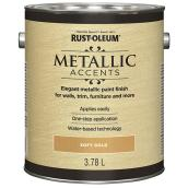 Metallic Accents Interior Paint - 946 mL - Soft White