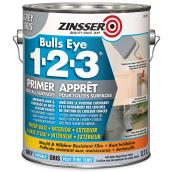 Interior/Exterior All-Purpose Primer - 3.7 L - Grey