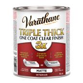 Interior Wood Varnish - Triple Thick - Matte - 946 mL