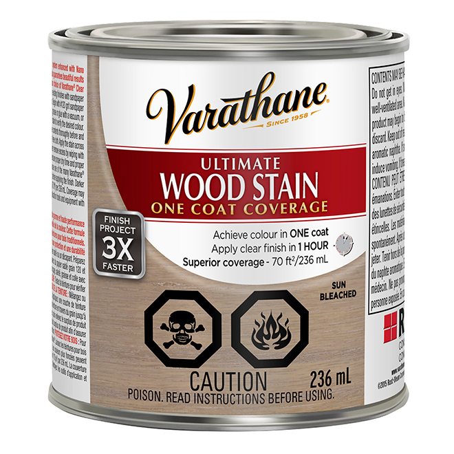 Ultimate Wood Stain - 236 mL - Sun Bleached