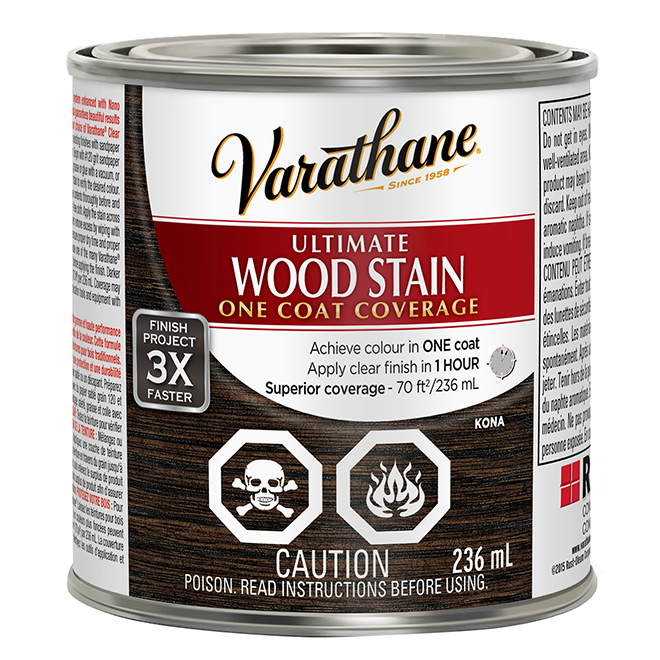 Ultimate Wood Stain - 236 mL - Kona