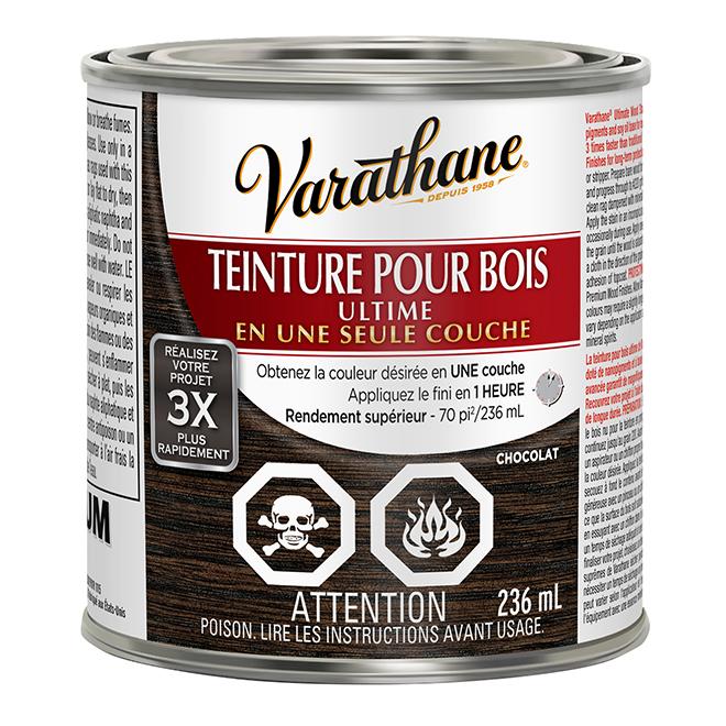 Teinture pour bois Ultime, 236 mL, chocolat