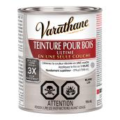 Teinture pour bois Ultime, 946 mL, lin blanc