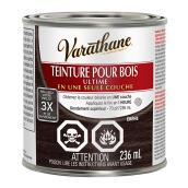 Teinture pour bois Ultime, 236 mL, ébène