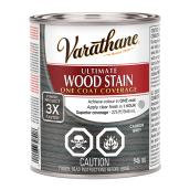Ultimate Wood Stain - 946 mL - Carbon Grey