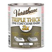 Exterior Wood Varnish - Triple Thick - Gloss - 946 mL