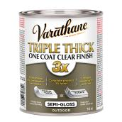 Exterior Wood Varnish - Triple Thick - Semi-gloss - 946 mL