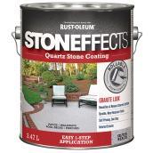 Quartz Stone Coating - 3.47 L - Silver Beach
