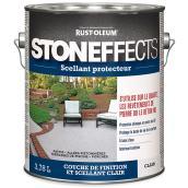 Scellant protecteur Rust-Oleum Stoneffects(MD), 3,78 l, clair