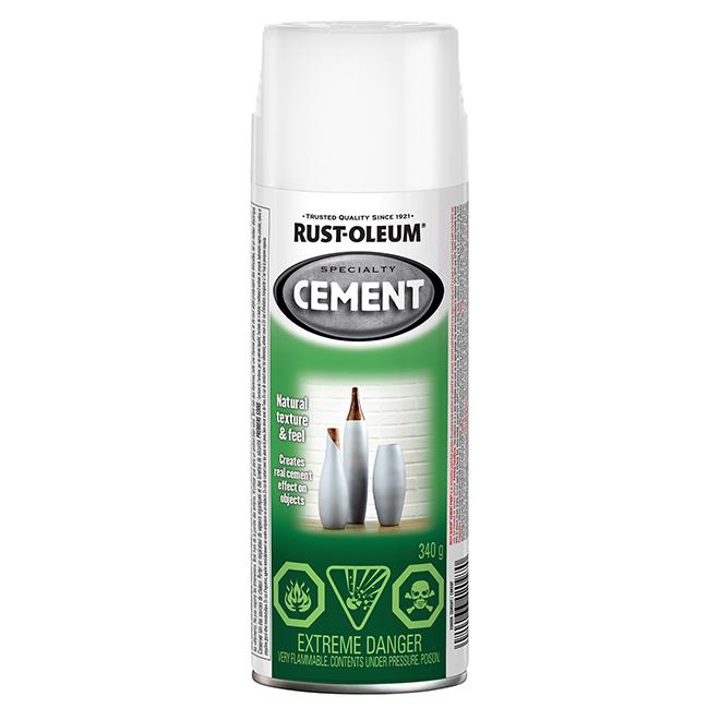 Rust-Oleum(R) Aerosol Paint - Specialty Cement - 312 g