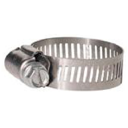 """Pipe Clamp - 3 3/4"""" - Stainless Steel"""