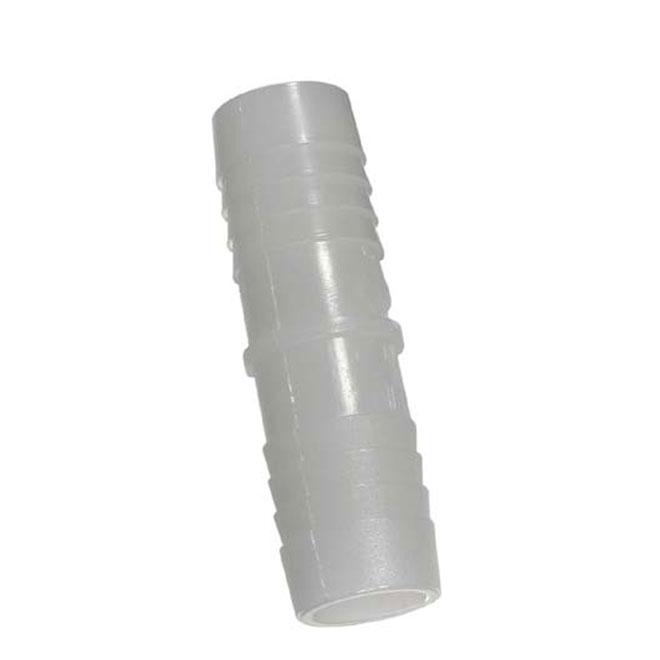 Straight Nylon Coupling - 1 1/2'' x 1 1/2''