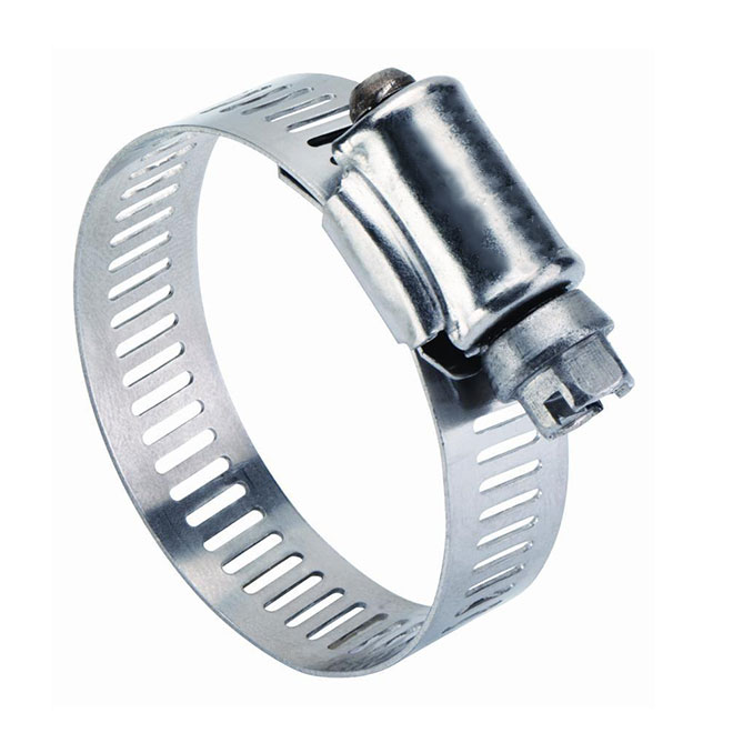 Stainless Steel Hose Clamp - 2 9/16'' x 3 1/2''