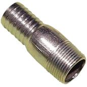 1-in Galvanized adapter