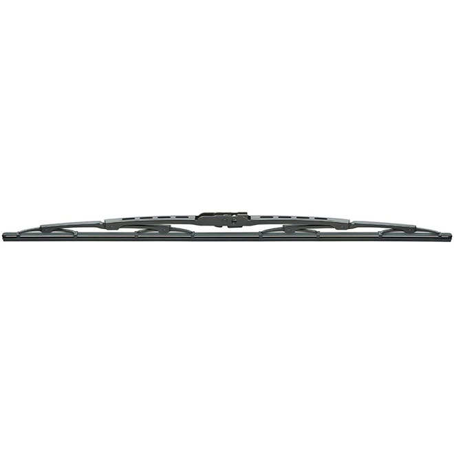 All Season Wiper Blade - 22'' - Rubber and Metal - Black