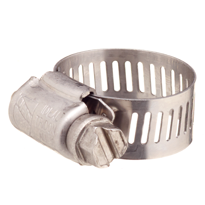 Hose Clamp for Appliances - 1/2''-1 1/16'' - 25/Pack