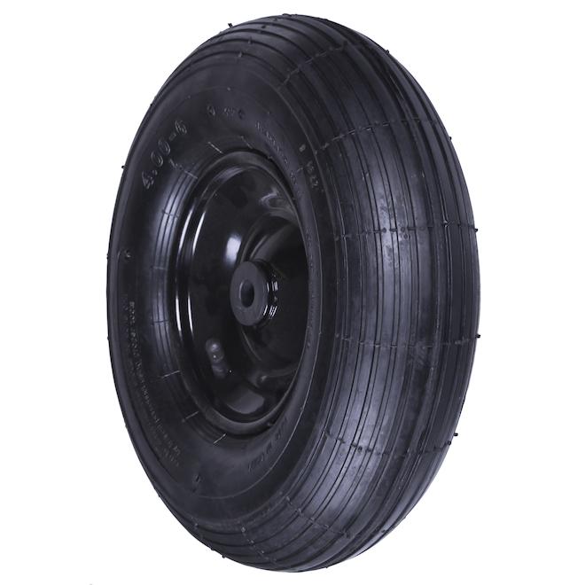 "Replacement Wheelbarrow Tire - 6"""