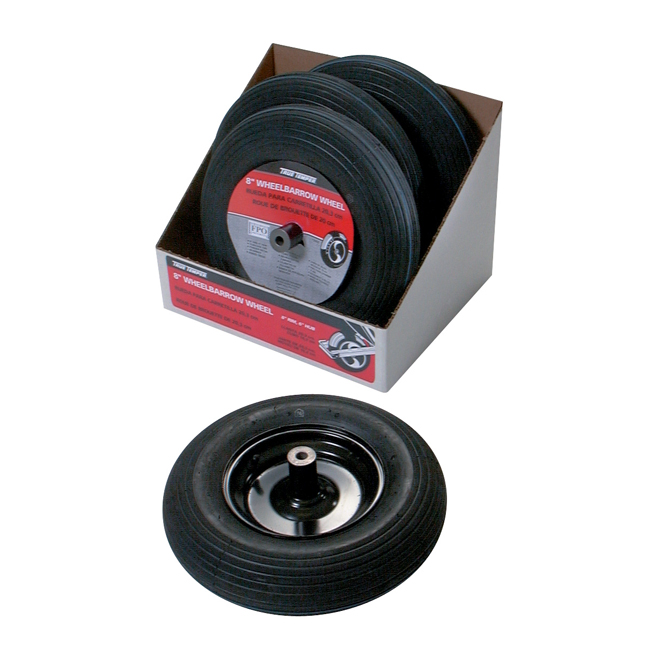 Replacement Wheelbarrow Tire - 8""