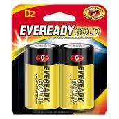 BatteryD 2 Pk