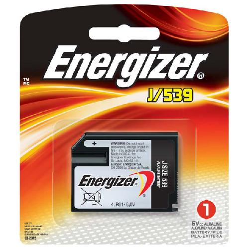 Alkaline Camera Battery