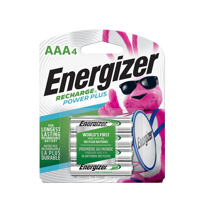 """""""e2 Energizer"""" Rechargeable Batteries"""