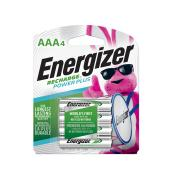 """e2 Energizer"" Rechargeable Batteries"