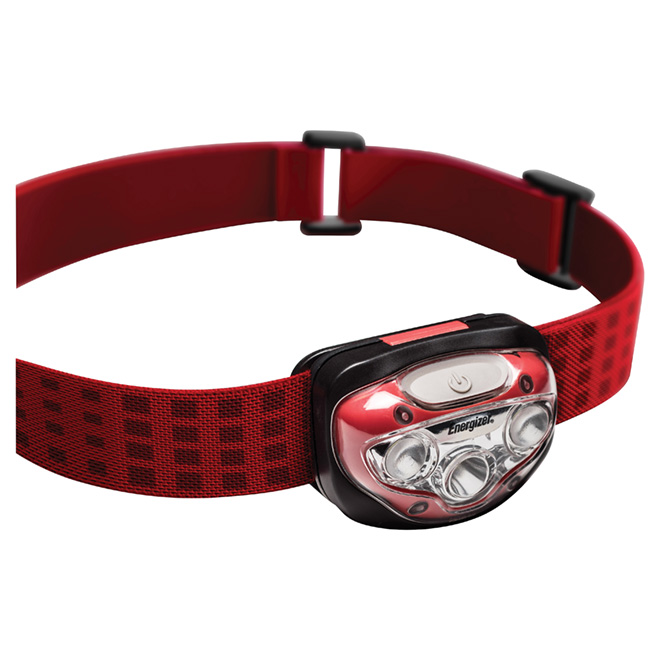"""Vision HD"" LED Headlight - 4 Modes - 150 lumens"