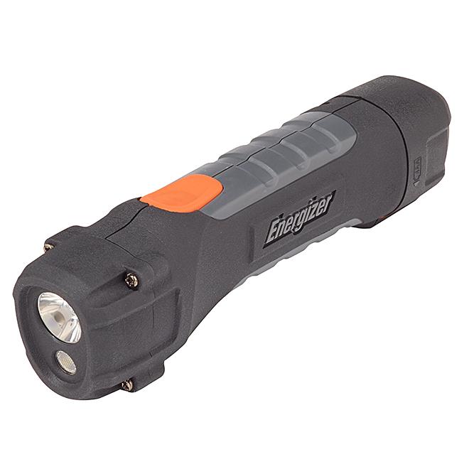 LED Flashlight - ProjectPlus - Black