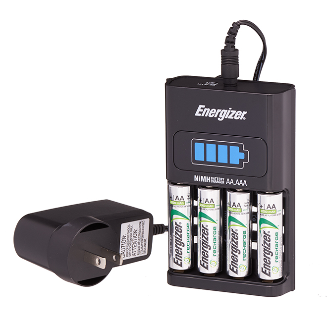 Battery Charger - AA-AAA - 1-Hour