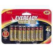 Alkaline AA Batteries - Pack of 12