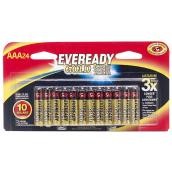 Alkaline AAA Batteries - Pack of 24