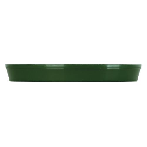 Kord Flower Pot Saucer - Plastic - 10-in - Green
