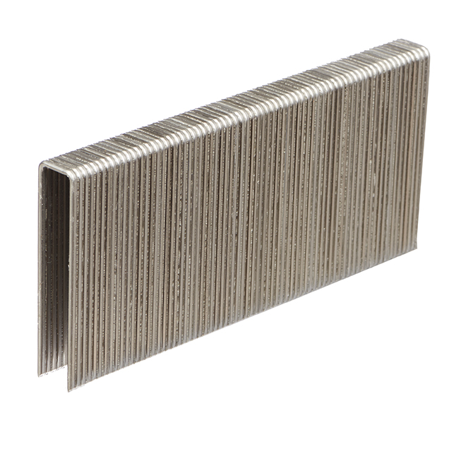 Stainless Steel Construction Staples - 2'' - 1000/Box