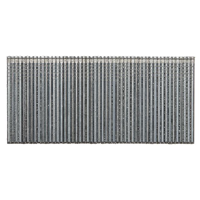 Galvanized Finishing Nails - 16-Gauge - 2'' - 1000/Box