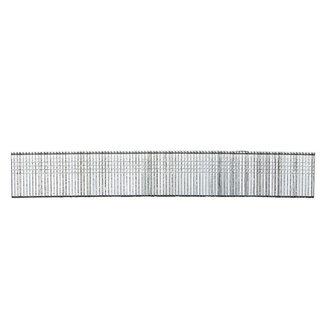 Finishing Nails 3/4'' - 18-Gauge Galvanized Steel - 1000/Box