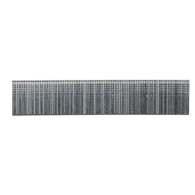 Finishing Nails - 1'' - 18-Gauge Steel - Box of 1000
