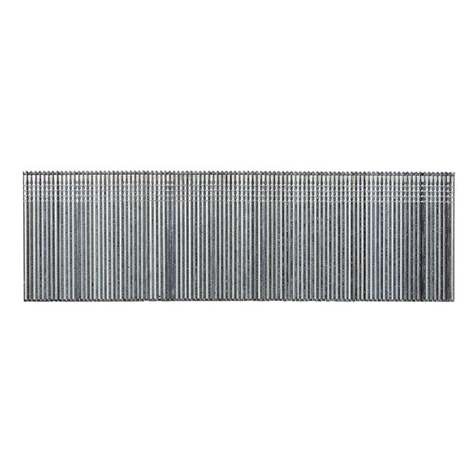 Finishing Nails - 1 1/2'' - 18-Gauge Steel - Box of 5000