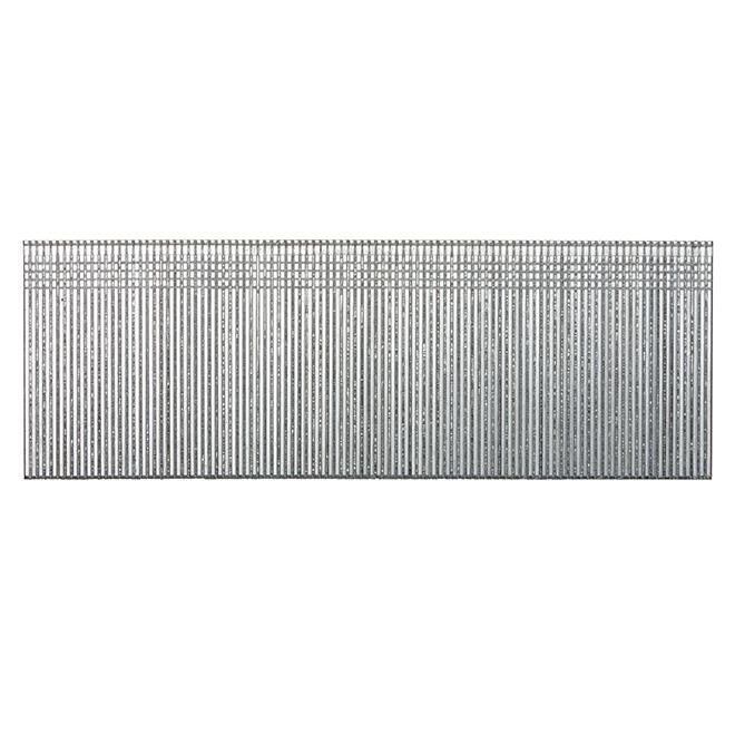 Finishing Nails - 1 3/4'' - 18-Gauge Steel - Box of 5000