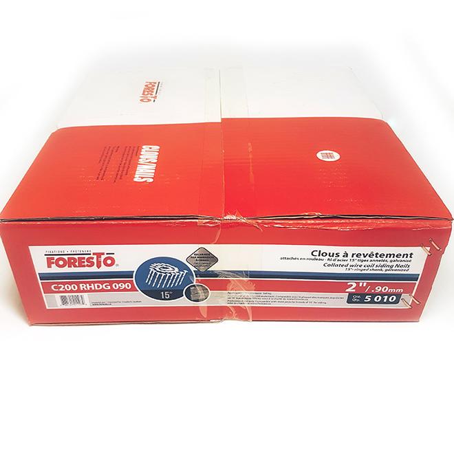 Siding Nails - Galvanized - 5000/Box