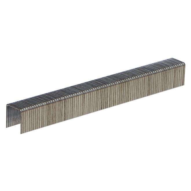 "Staples - T50 - 1/2"" - 20 GA - Galvanized Steel - 1000/Pk"