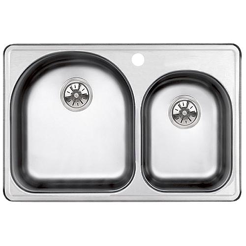 1 hole 1 12 sink 31 x 205 x 8 steel rona 1 hole 1 12 sink 31 x 205 x 8 workwithnaturefo