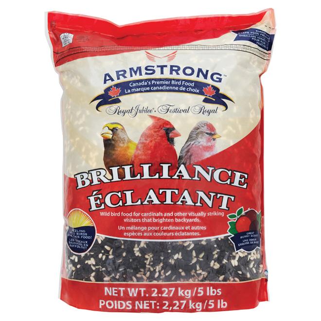 """""""Brilliance"""" Wild Bird Seed - 2.27 kg"""