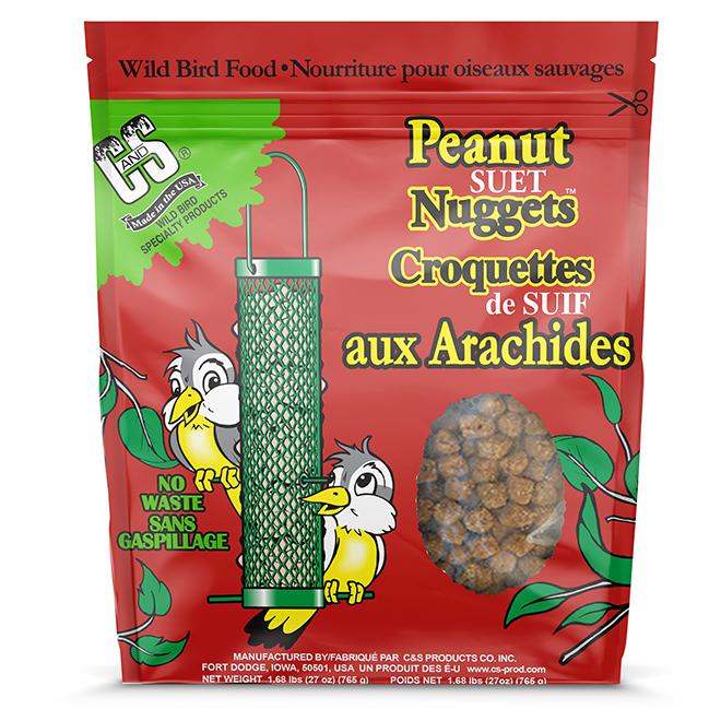 Nourriture pour oiseaux sauvages, 1,68 lb