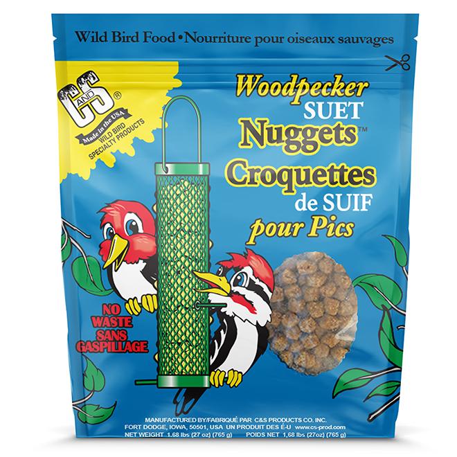 Woodpecker Food - 1.68 lb