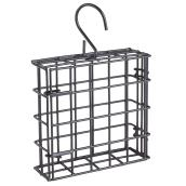 Suet Cage - Metal - 90 gr - Black