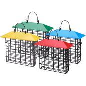 Cage à suif simple avec protection Stokes, 5,64 oz, couleur assortie
