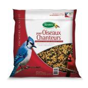 Mélange de graines pour oiseaux chanteurs Scott, 7,94 lb